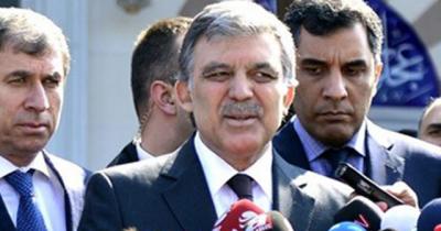 Abdullah Gül: Görüşlerimi açıklamaya devam edeceğim