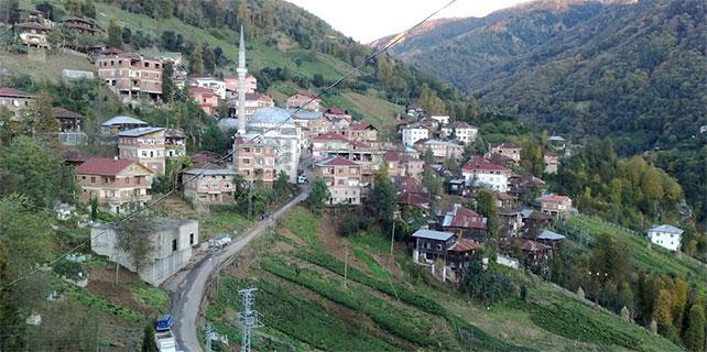 Rize'de o köy, 1 Kasım'da oy kullanmayacak