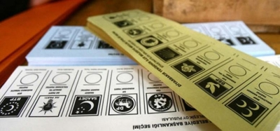 Adayların oy pusulasındaki yerleri belli oldu