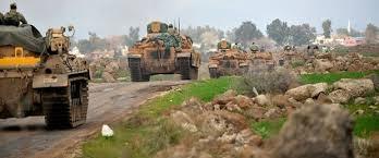 Afrin'de 3 köy daha teröristlerden temizlendi.