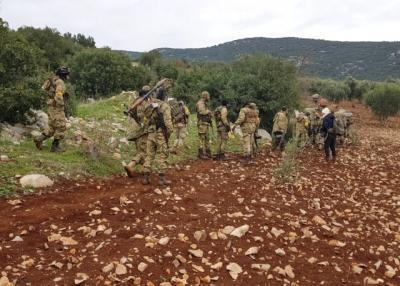 Afrin'de öldürülen terörist sayısı