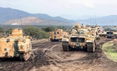 Afrin'de öldürülen terörist sayısı 1715 oldu