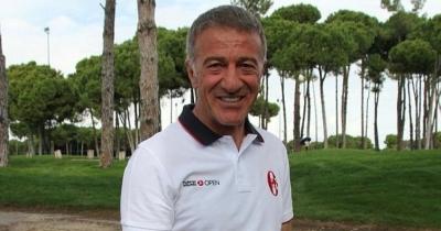 Ahmet Ağaoğlu başkanlığa aday oldu