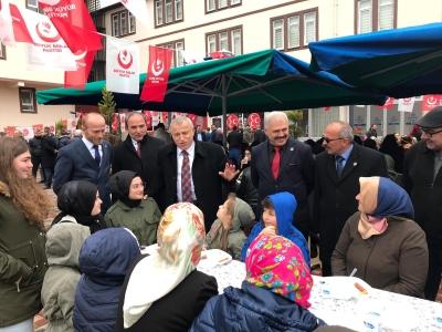 Ahmet Kamil FURUNCU:Madenli Hizmetle Tanışacak