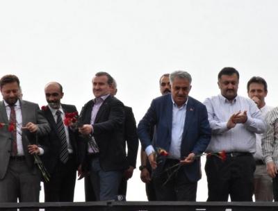 AK Adaylardan Fındıklı'da Büyük Miting