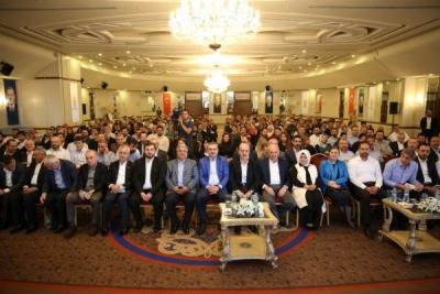 AK Parti İstanbul yerel seçim startını verdi