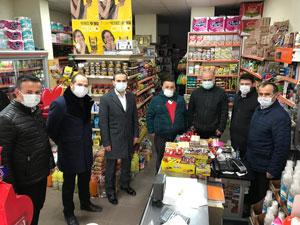AK Parti Rize İl Başkanı Alim: İade-i Ziyaretlere Başlıyoruz