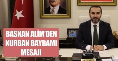 AK Parti'li Alim'den Bayram Mesajı!
