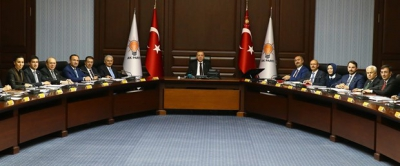 AK Parti'nin 'A Takımı' belli oldu