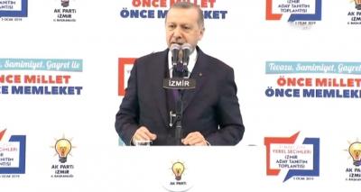 AK Parti'nin İzmir ilçe adayları