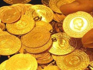 Altının gramı 4 ayın en düşüğünde