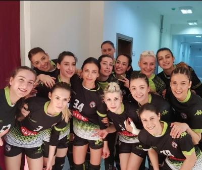 Ardeşen GSK, Kadınlar Hentbolda Yarı Final İçin Mücadele Edecek