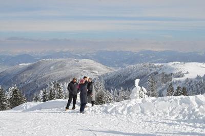 Artvin kayak turizminde de iddialı