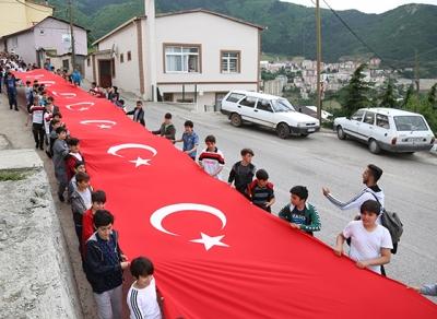 Artvin'de 19 Mayıs Atatürk'ü Anma, Gençlik ve Spor Bayramı