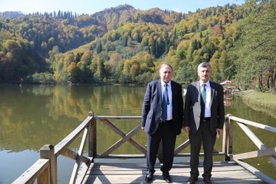 Artvin'de, Kaçkar Turizm Birliği toplantısı düzenlendi
