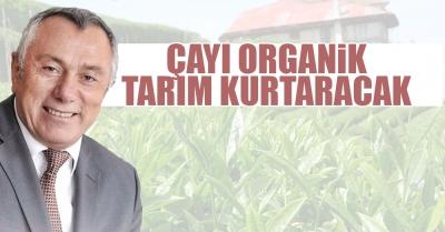 Av. Remzi Kazmaz Uyardı: Organik Şart!