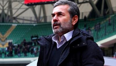 Aykut Kocaman Konyaspor'dan ayrıldı