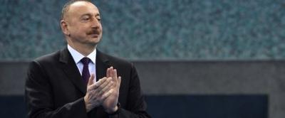 Azerbaycan'da Aliyev cumhurbaşkanlığına yeniden aday