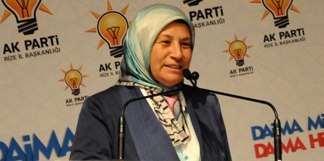 Nuran Alim Ak Parti MKYK üyeliğine seçildi