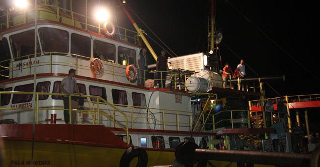 Rize'de Balık Avı Sezonu açıldı