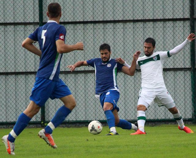 Çaykur Rizespor U21 - Bursaspor U21 maçı