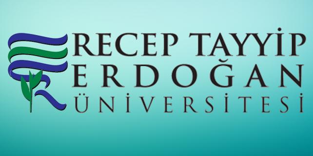 RTE Üniversitesi'nde yeni atamalar