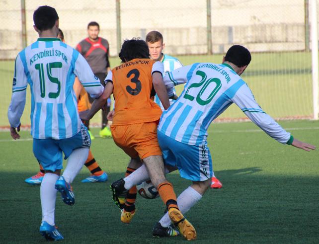 Kendirlispor - K.V. Veliköyspor maçı / Foto Galeri