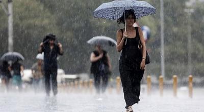Bakan Bölge İçin Yağmur Uyarısı Yaptı