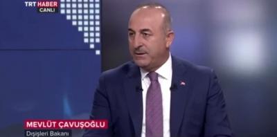 Bakan Çavuşoğlu'ndan Barzani'ye iç savaş uyarısı
