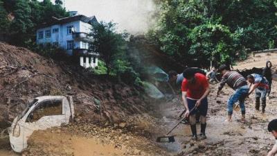 Bakan Karaismailoğlu: Acil ihtiyaçları giderdik, afetin üstesinden geleceğiz