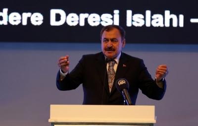 Bakanlar Eroğlu ile Bak, Rize'de 207 Milyon Liralık 16 Tesisin Temelini Attı