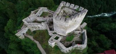 Bakanlık Açıkladı. Türkiye'nin En Görkemli Kalesi Zil Kale