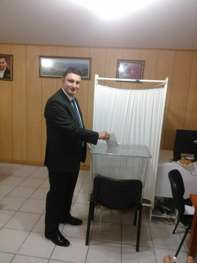 Bakkallar Odasında Değişim Rüzgarları Esti Yeni Başkan Galip Koç Oldu