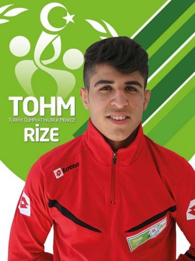Balkan Şampiyonu Rize'den Çıktı