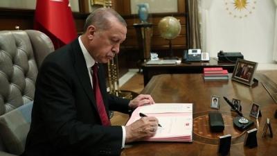 Başkan Erdoğan Danıştay üylerini seçti