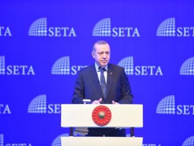 Başkan Erdoğan'dan ABD'ye boykot