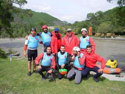 Rafting Milli Takımımız Avrupa Şampiyonu Oldu