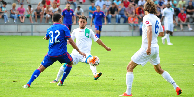 Çaykur Rizespor ikinci hazırlık maçında da mağlup