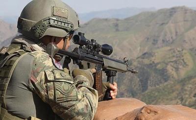 Bir haftada yurt içinde 21 terörist öldürüldü
