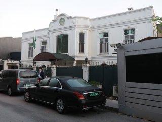 BM Suudi Konsolosluğu'nun dokunulmazlığını kaldırtacak
