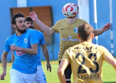 Bodrumspor'u ağırlayan Pazarspor sahadan 3-1 mağlup ayrıldı.