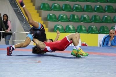 Büyük Erkekler Grekoromen Güreş Türkiye Şampiyonası Bugün Rize'de Başladı