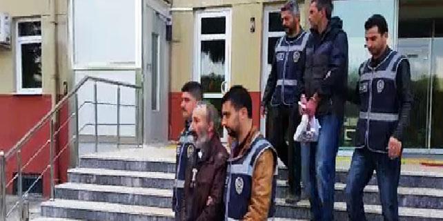 Rize'de hırsızlık yapan 2 Gürcü tutuklandı