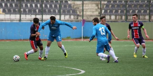 Play-Off'un son ismi Rize Belediyespor oldu