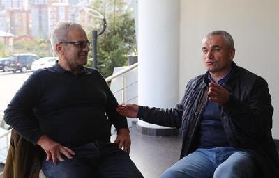 Çalımbay Mehmet Cengiz Tesislerinde