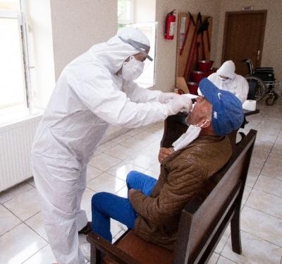 Çay Toplamak İçin Rize'ye Gelenlere Koronavirüs Testi Yapıldı