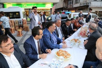 Çayeli Belediyesi 4. Geleneksel Halk İftarını Gerçekleştirdi