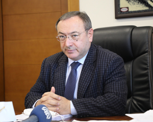 ÇAYKUR Genel Müdür Vekili Yusuf Ziya Alim, ÇAYKUR Genel Müdürlüğüne Asaleten Atandı