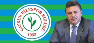 Çaykur Rize Başkanı Kartal: