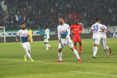 Çaykur Rizespor 2-7 Beşiktaş